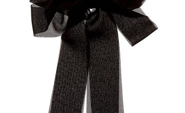 Go to Product: Ribbon Bow Hair Claw - Black