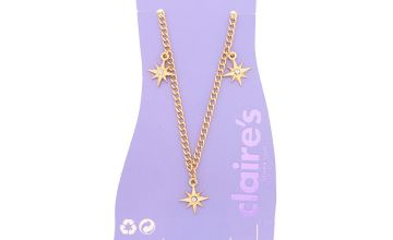 Go to Product: Gold Starburst Anklet