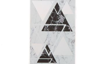Go to Product: Silver Geometric Marble Phone Case - Fits iPhone 5/5S