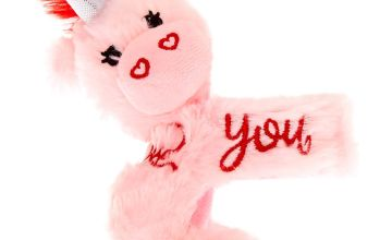 Go to Product: #Lovable Huggable® Love Unicorn Slap Bracelet - Pink