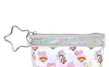 Go to Product: Rainbow Unicorn Emoticons Zip Pouch