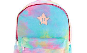 Go to Product: Rainbow Tie Dye Medium Backpack