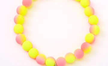 Go to Product: Ombre Matte Love Beaded Stretch Bracelet