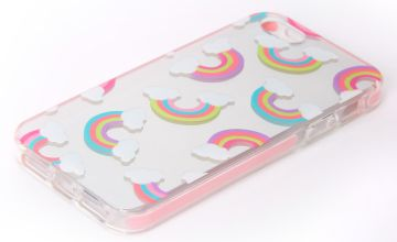 Go to Product: Silver Mirrored Rainbow Phone Case - Fits iPhone 5/5S