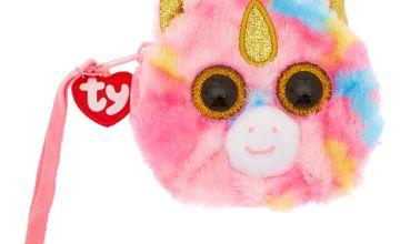 Go to Product: Ty Beanie Boo Fantasia the Unicorn Wristlet