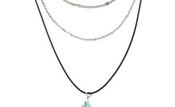 Go to Product: Healing Stone Multi Strand Necklace - Turquoise
