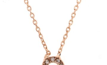 Go to Product: Rose Gold Studded Q Initial Necklace