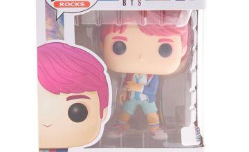 Go to Product: Pop!® Rocks BTS Vinyl Figure – Jung Kook