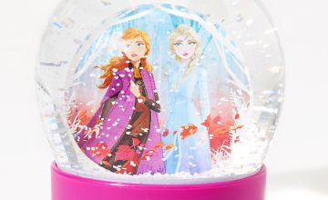 Go to Product: ©Disney Frozen 2 Snow Globe – Purple