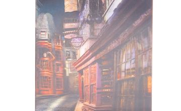 Go to Product: Harry Potter™ Diagon Alley Holographic notebook – Black