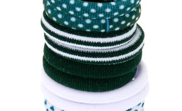 Go to Product: Claire's Club Hair Bobbles - Green, 10 Pack