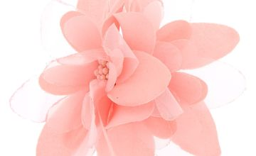 Go to Product: Flower Hair Barrette - Pink