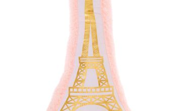 Go to Product: Eiffel Tower Pillow - Pink
