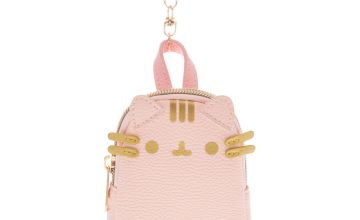 Go to Product: Pusheen® Mini Backpack Keyring – Pink