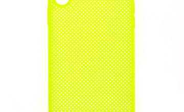 Go to Product: Neon Yellow Perforated Phone Case - Fits iPhone XS Max