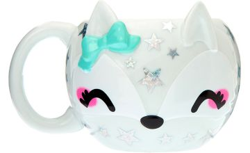 Go to Product: Trixie the Fox Mug - White
