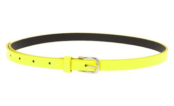 Go to Product: Neon Fashion Belt - Yellow