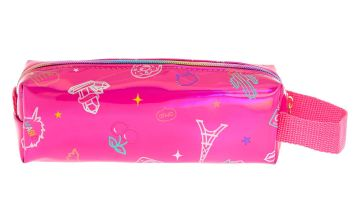 Go to Product: Holographic Doodle Pencil Case - Pink