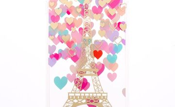 Go to Product: Parisian Romance Clear Protective Phone Case - Fits iPhone 6/7/8 Plus