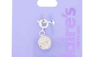 Go to Product: Silver Fireball Bracelet Charm