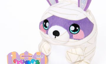 Go to Product: Squeezamals™ Plumps Bunny Mummy Soft Toy