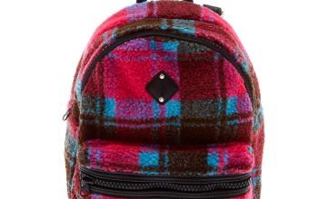 Go to Product: Plaid Sherpa Midi Backpack