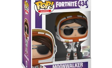 Go to Product: Fortnite Moonwalker Vinyl Figure