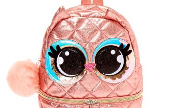 Go to Product: Luna the Owl Mini Backpack - Pink