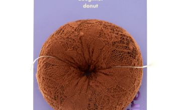 Go to Product: Large Lace Brown Hair Donut