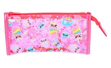 Go to Product: Sweetimals Shaker Sequin  Makeup Bag - Pink