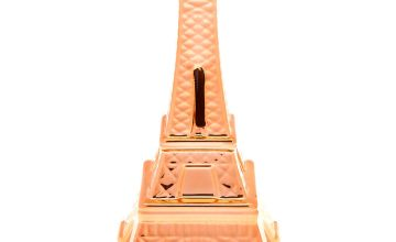 Go to Product: Eiffel Tower Coin Bank - Rose Gold