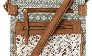 Go to Product: Aztec Country Crochet Midi Crossbody Bag