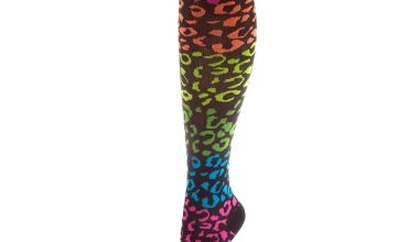 Go to Product: Neon Cheetah Knee High Socks