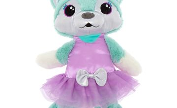Go to Product: Claire's Club Medium Blizzard the Husky Soft Toy