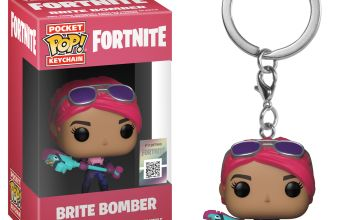 Go to Product: Fortnite Brite Bomber Vinyl Keychain