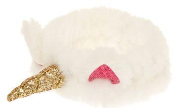 Go to Product: Unicorn Makeup Headwrap - White