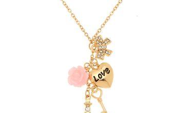 Go to Product: Paris Romance Charm Pendant Necklace