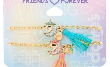 Go to Product: Unicorn Tassel Chain Friendship Bracelets - 2 Pack