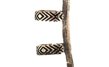 Go to Product: Silver Aztec Ear Cuff Earring