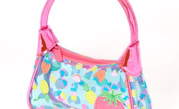 Go to Product: Claire's Club Tropical Summer Icon Transparent Handbag
