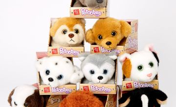 Go to Product: Petooties Pets Plush Toy - Styles May Vary