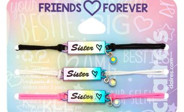 Go to Product: Rainbow Adjustable Sister Bracelets - 3 Pack