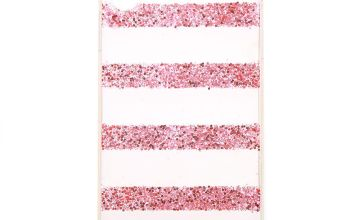 Go to Product: Pink Glitter Striped Phone Case - Fits iPhone XS Max