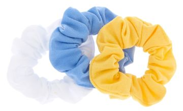 Go to Product: Small Trio Mix Hair Scrunchies - 3 Pack