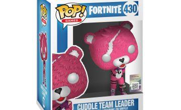 Go to Product: Fortnite Cuddle Team Leader Vinyl Figure - Pink