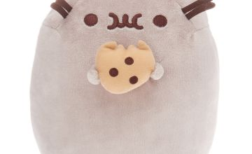 Go to Product: Pusheen® Medium Cookie Soft Toy – Grey