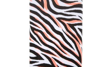 Go to Product: Neon Coral Zebra Phone Case - Fits iPhone 6/7/8 Plus