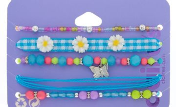 Go to Product: Spring Dreams Bracelets - Blue, 5 Pack