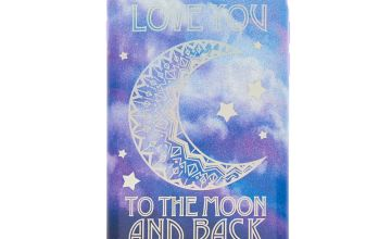 Go to Product: Love You to the Moon and Back Protective Phone Case - Fits iPhone 6/7/8 Plus