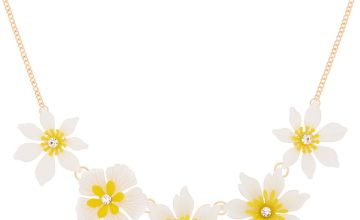 Go to Product: Spring Daisy Floral Necklace